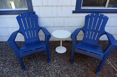 Καθίσματα για δύο Στοκ Εικόνα