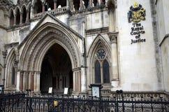 Королевские суды Стоковое Фото