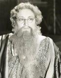 бородатая повелительница Стоковые Фото