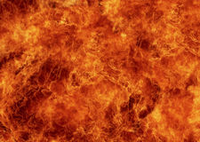 Предпосылка огня Стоковое Изображение RF