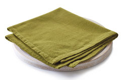 Πετσέτα βαμβακιού Στοκ Εικόνα