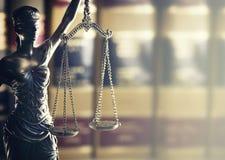 Законное изображение концепции закона Стоковые Фото