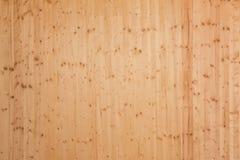冷杉木头板 图库摄影
