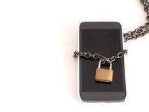 Προστασία δεδομένων Στοκ Φωτογραφίες
