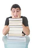 усиленный студент Стоковая Фотография RF
