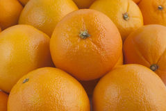 Апельсины Стоковая Фотография