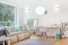 Φωτεινή ρύθμιση δωματίων Στοκ Εικόνες