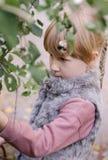 Πορτρέτο φθινοπώρου Στοκ εικόνα με δικαίωμα ελεύθερης χρήσης