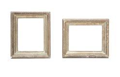 изображение античной рамки золотистое Стоковые Фотографии RF