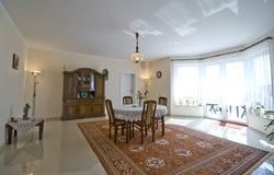 классицистическая живущая комната Стоковое Фото