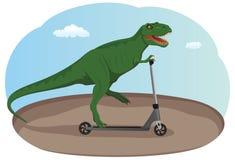динозавр Стоковое фото RF