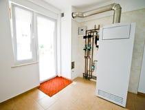σπίτι αερίου φούρνων Στοκ εικόνες με δικαίωμα ελεύθερης χρήσης