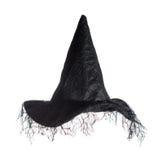 Καπέλο μαγισσών Στοκ φωτογραφία με δικαίωμα ελεύθερης χρήσης