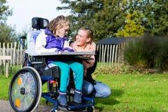 инвалидность Стоковые Фото