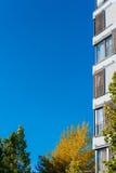 жилой дом самомоднейший Стоковая Фотография