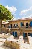 以色列的袖珍博物馆 免版税图库摄影