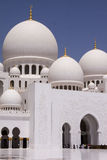 苏丹扎耶德清真寺 库存照片