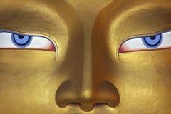 μάτια του Βούδα Στοκ Εικόνα