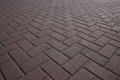 Серые камни текстуры плитки Стоковая Фотография