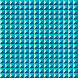 低多多角形摘要正方形无缝的纹理锐化 免版税库存图片