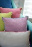 Μαξιλάρι καναπέδων Στοκ Εικόνα