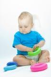 играть младенца Стоковые Изображения RF