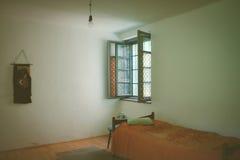 Ретро аскетическая комната Стоковая Фотография