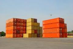 контейнер Стоковые Фотографии RF