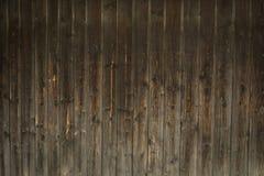 使用的木书桌板条作为背景 免版税库存照片
