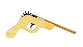 Пистолет круглой резинкы Стоковая Фотография