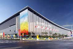 奥林匹克北京的比赛 免版税库存照片