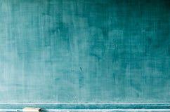 黑板,绿色,背景 免版税库存图片