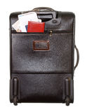 手提箱旅行 免版税图库摄影