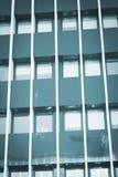 Παράθυρα φραγμών πύργων επιχειρησιακών γραφείων ουρανοξυστών Στοκ εικόνες με δικαίωμα ελεύθερης χρήσης