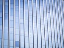 Παράθυρα φραγμών πύργων επιχειρησιακών γραφείων ουρανοξυστών Στοκ φωτογραφίες με δικαίωμα ελεύθερης χρήσης