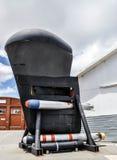 Υποβρύχιο τόξο με τις τορπίλες Στοκ φωτογραφία με δικαίωμα ελεύθερης χρήσης