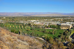 加利福尼亚棕榈泉 免版税库存图片