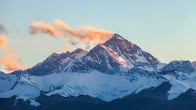 西藏风景 库存照片