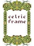 Рамка в кельтском стиле a Стоковые Фотографии RF