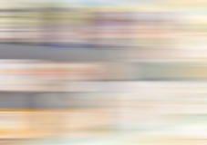 Το πολύχρωμο ελαφρύ αφηρημένο υπόβαθρο θαμπάδων κινήσεων, η θαμπάδα Στοκ φωτογραφία με δικαίωμα ελεύθερης χρήσης
