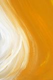 χρωματισμένη σύσταση κτυπημάτων βουρτσών πετρέλαιο Στοκ Εικόνες