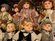 куклы Стоковая Фотография