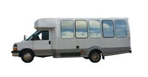 公共汽车小的浏览 免版税库存图片