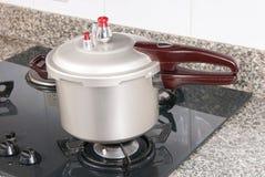 Κουζίνα πίεσης Στοκ Φωτογραφίες