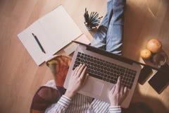 工作办公室概念 免版税图库摄影