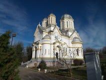 大教堂圣尼古拉卡拉法特 图库摄影