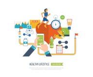 连续妇女 健康生活方式和健身概念 免版税图库摄影