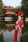 ομορφιά Κίνα κλασσική Στοκ εικόνες με δικαίωμα ελεύθερης χρήσης