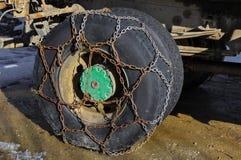 Тележка колеса Стоковое Фото