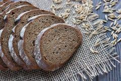 五谷面包 图库摄影